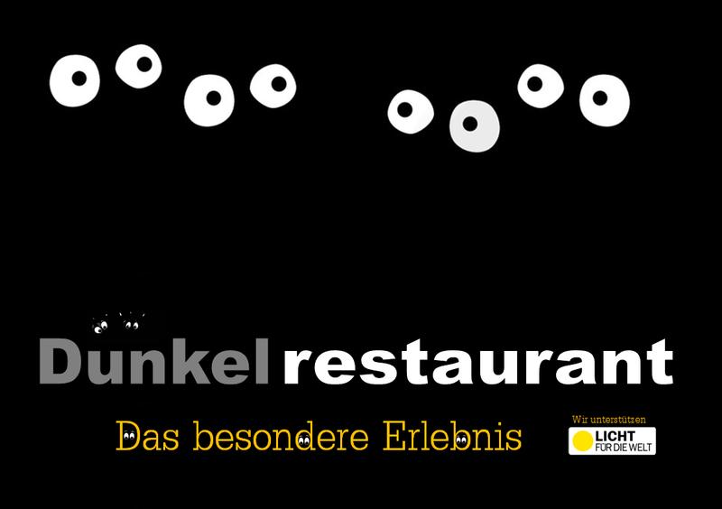 Mikula Kurt - Dunkelrestaurant 2015